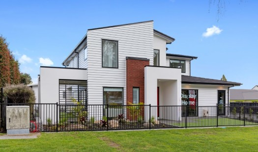 Tauranga, Fifteenth Avenue Display Home