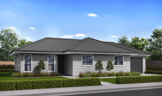 Jennian Homes Taupo - 8A John Street, Taupo House and Land Package