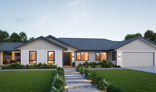Jennian Homes Southland - Lot 165 Sunrise Dr, Ascot Heights, Invercargill