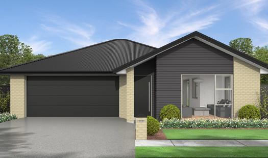 Jennian Homes Canterbury - Rakaia House and Land Package