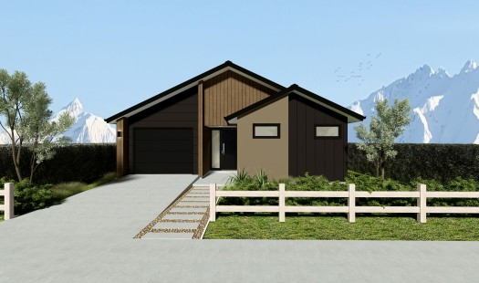 Clearview House and Land Package - Aspiring Gable Design