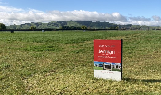 Waikato Sections Selling Now from $275,000