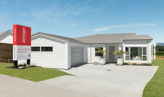 Omokoroa Harbour Ridge Display Home