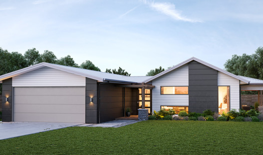 Jennian Homes House and Land Package in Kaipara Flat