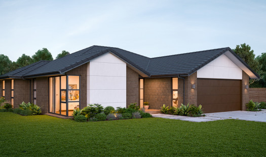 Jennian Homes Rodney - 479 Old Kaipara Road House and Land Package