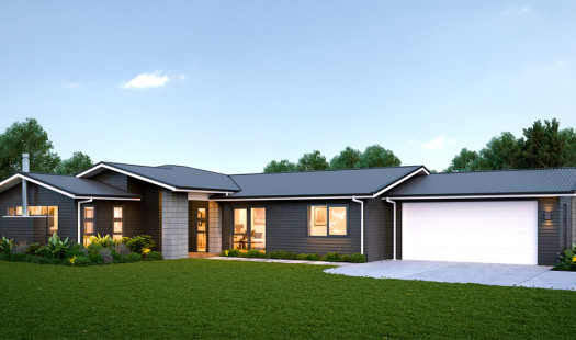 Jennian homes Northland - Whareora House and Land Package