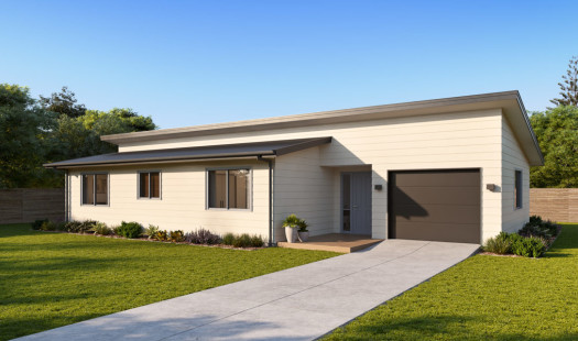 Jennian Homes - 2 Bedroom Home and Land Package in Mangatangi