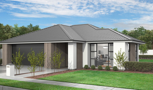 Jennian Homes - Ashburton House and Land Package