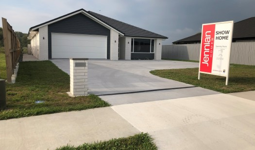 Whakatane Display Home