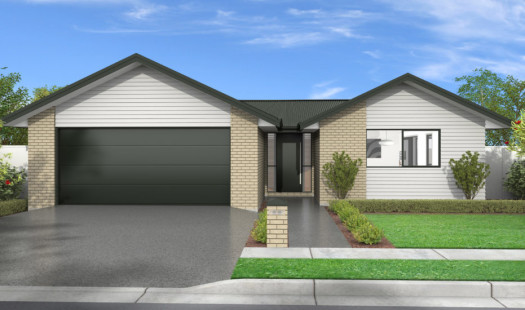 Ashburton 3 Bedroom House and Land Package
