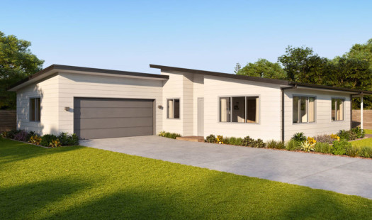 Jennian Homes Marlborough. Lot 61 Rose Manor Drive, Springlands, Blenheim