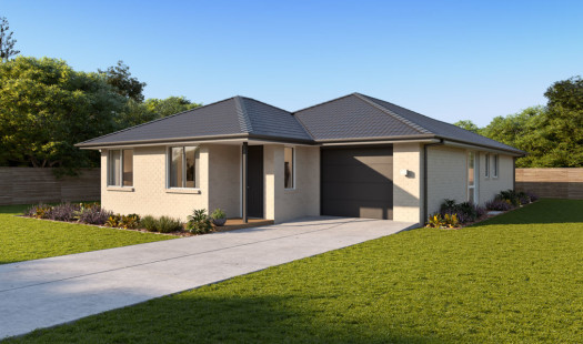 Jennian Homes West Coast - Lot 2 Rigg Street House and Land Package